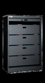 secure storage drawers